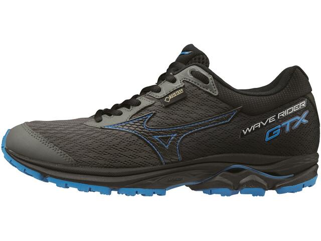 Premium-Auswahl moderne Techniken Online-Verkauf Mizuno Wave Rider GTX Running Shoes Women gunmetal/black